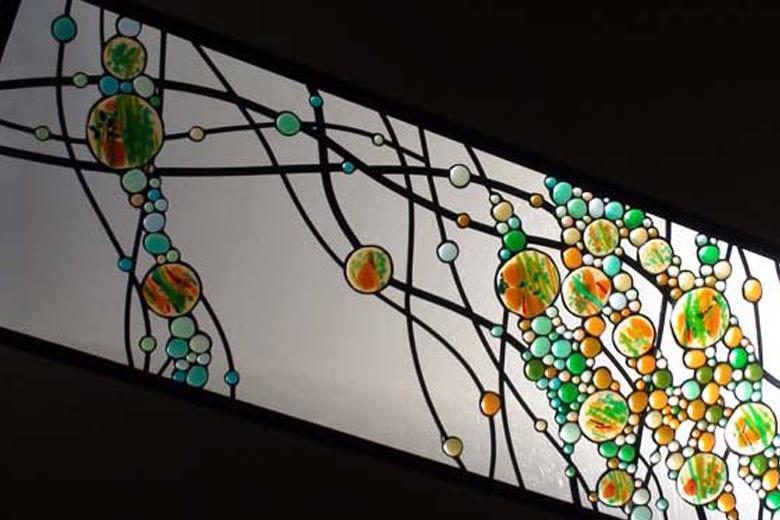 نورگیر استین گلس