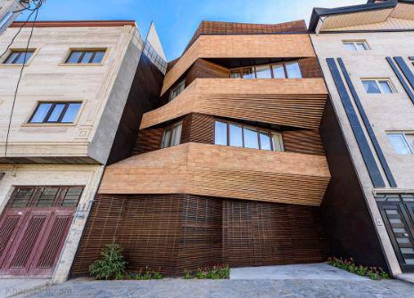 انواع نما ساختمان