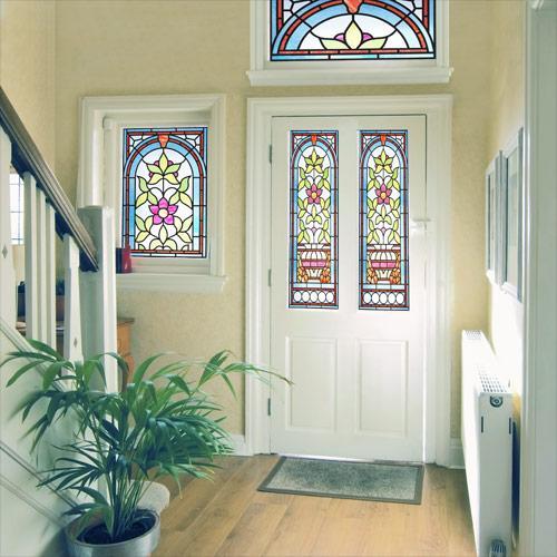 شیشه های تزئینی استین گلاس
