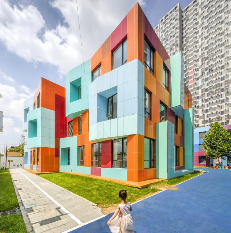 رنگ نمای بیرونی ساختمان
