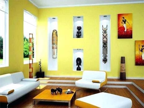 ایده هایی برای تزئین دیوار منزل