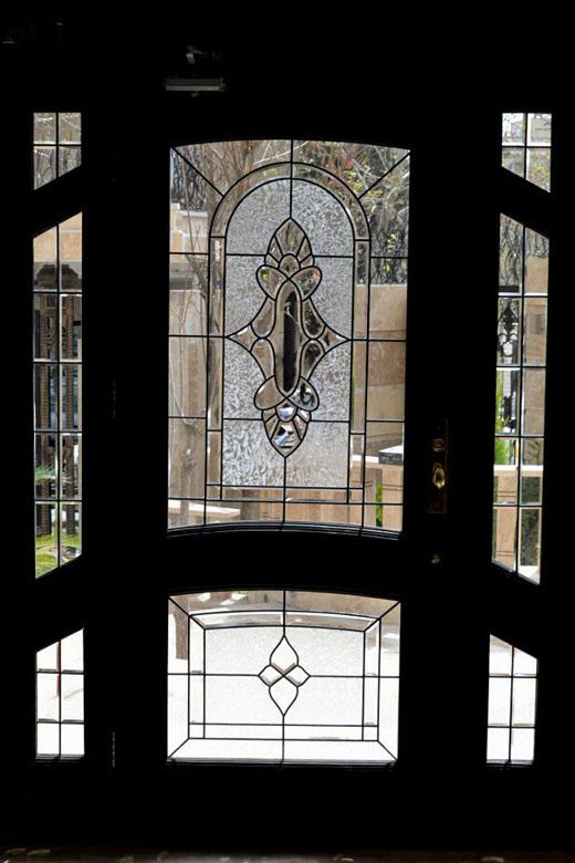 درب-شیشه ای
