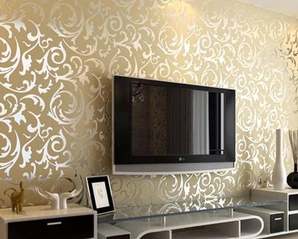 طراحی دکوراسیون تلویزیون دیواری