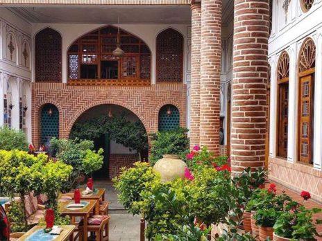 معماری داخلی سنتی