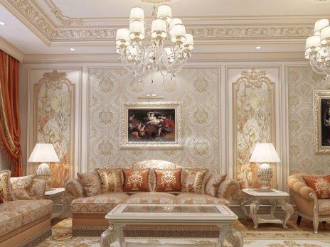 نمای داخلی کلاسیک